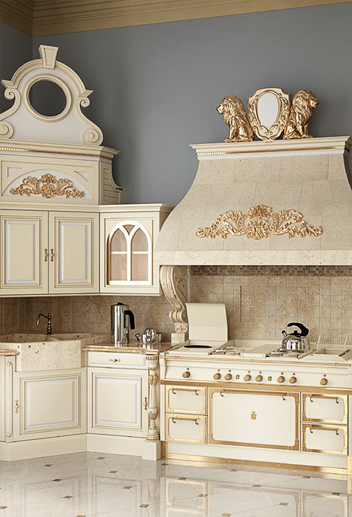 Luxury Kitchens #1