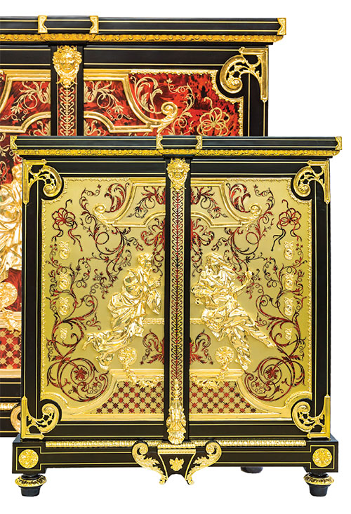 Boulle style furniture #1