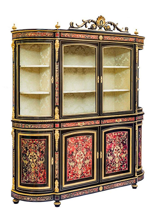 Boulle style furniture #3